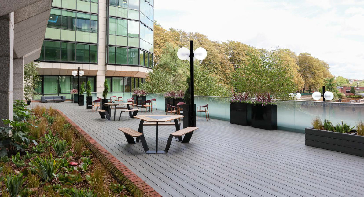 Palm Capital Re-launch Newly Refurbished Offices at Abbey Gardens