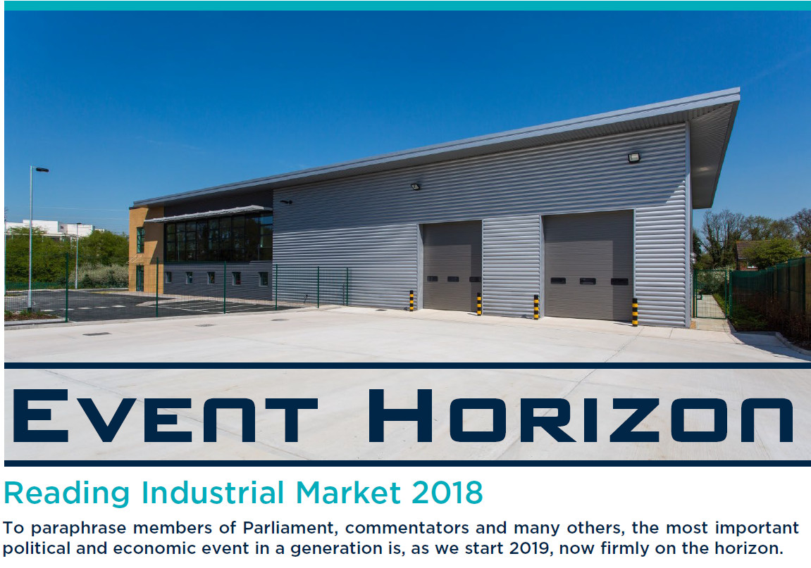 Hot off the press! Reading Industrial Market Report