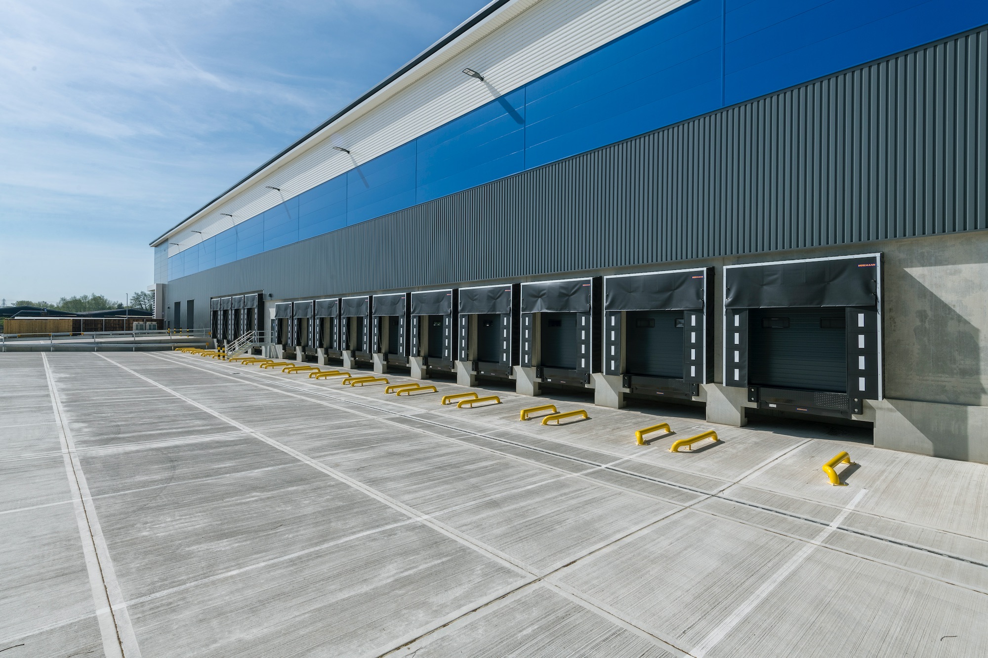 McKay Securities Lets Entire 134,430 Sq Ft Theale Logistics Park