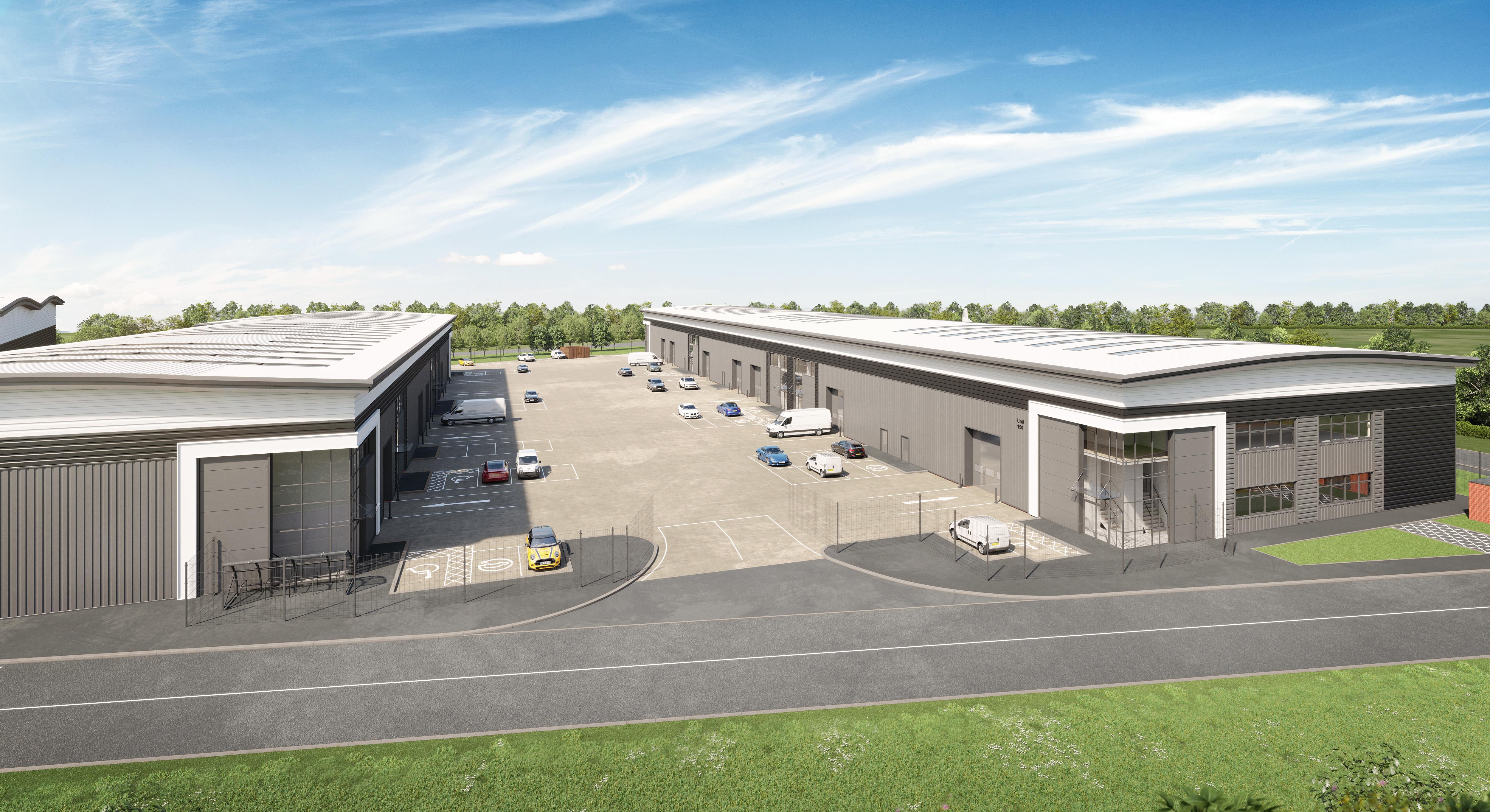 Verda Park Wallingford Gains Planning for 155,000 sq ft Sustainable Logistics Development