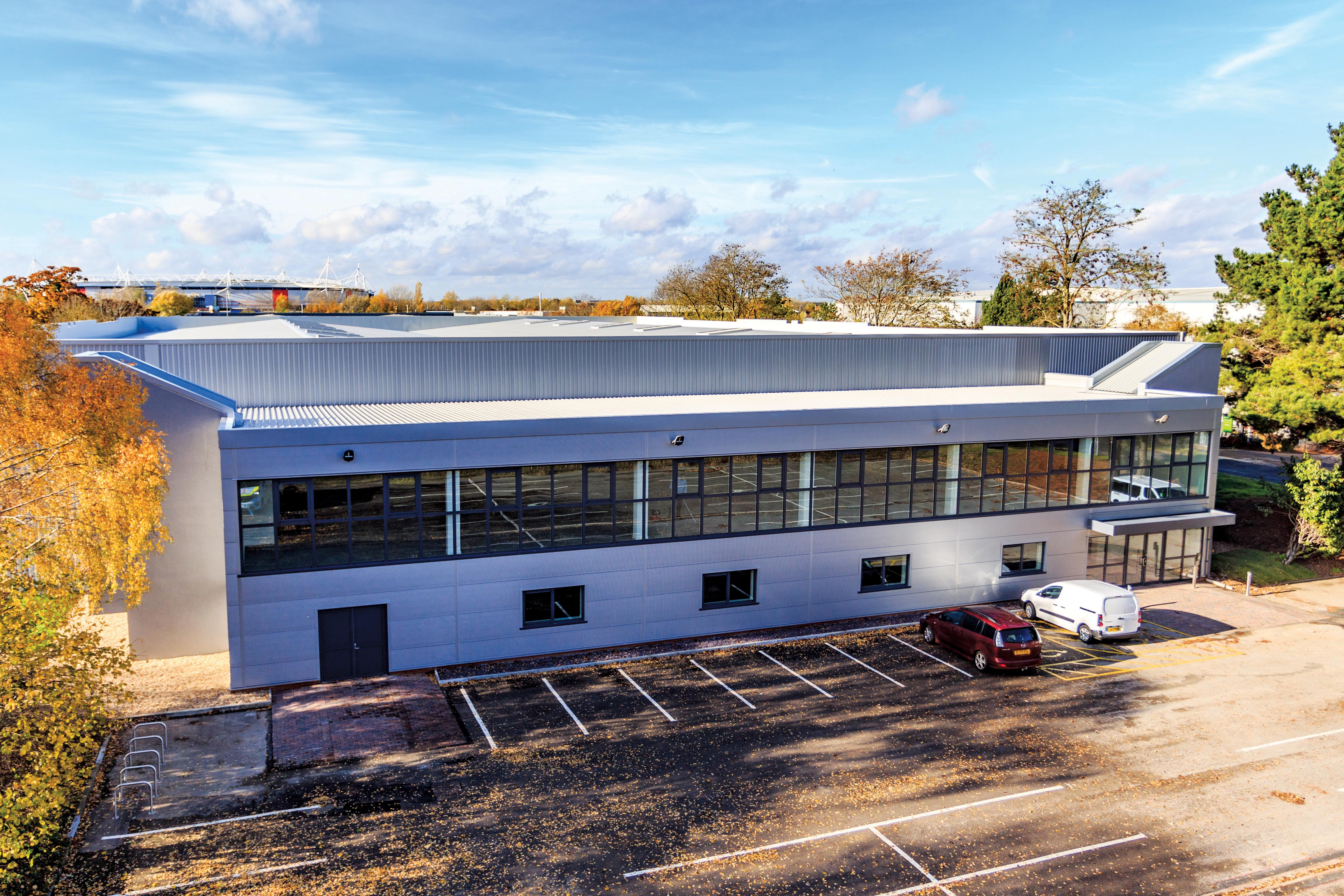 Ceramex Opens £3m Facility in Reading