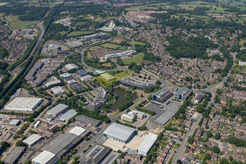 Angle Property completes first acquisition with 2.4 acre site in Bracknell