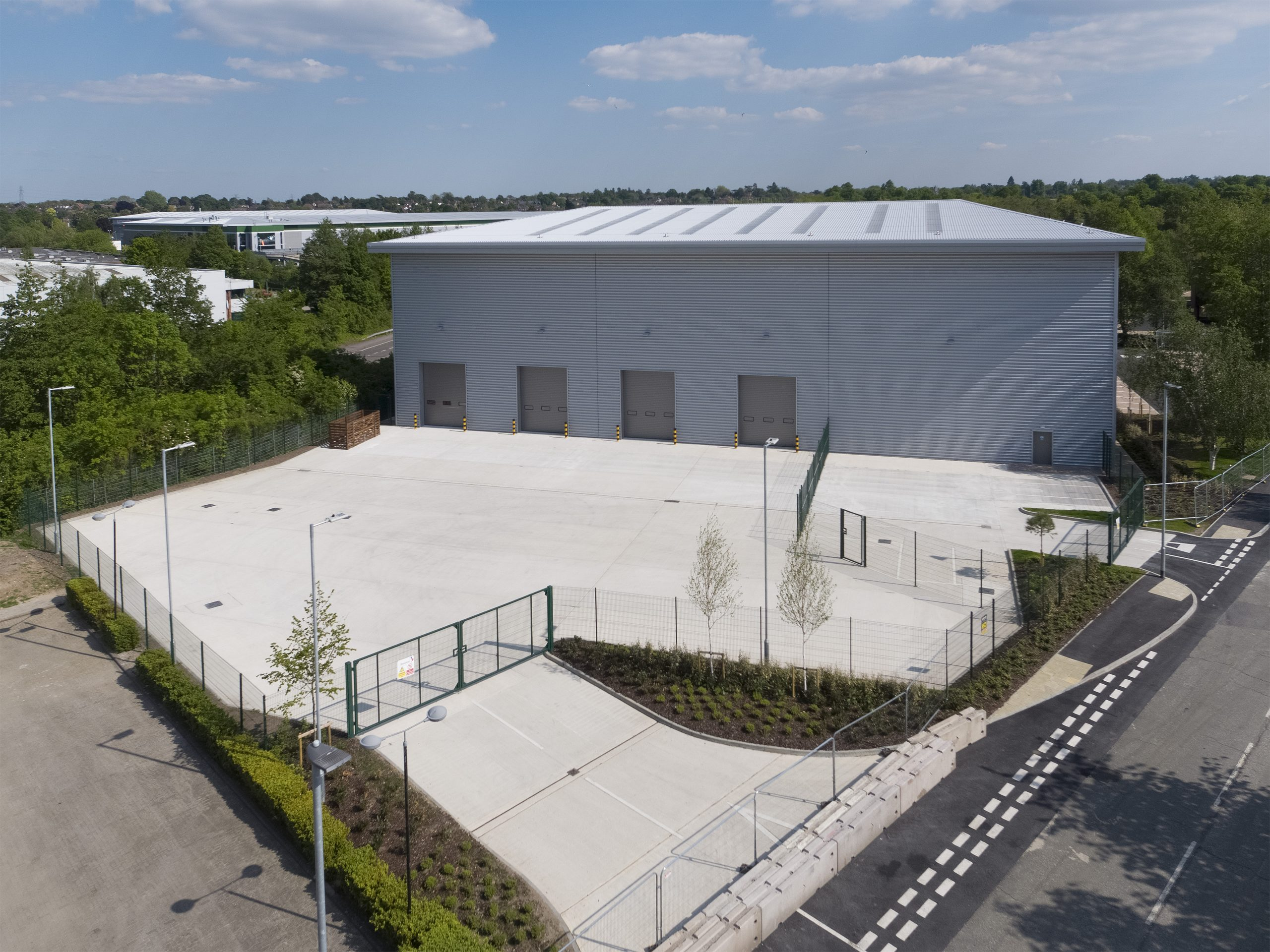 Succession of Lettings at Suttons Business Park Reading